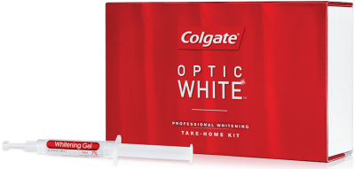 Colgate Optic White Take Home Teeth Whitening Kit Dentist Royal